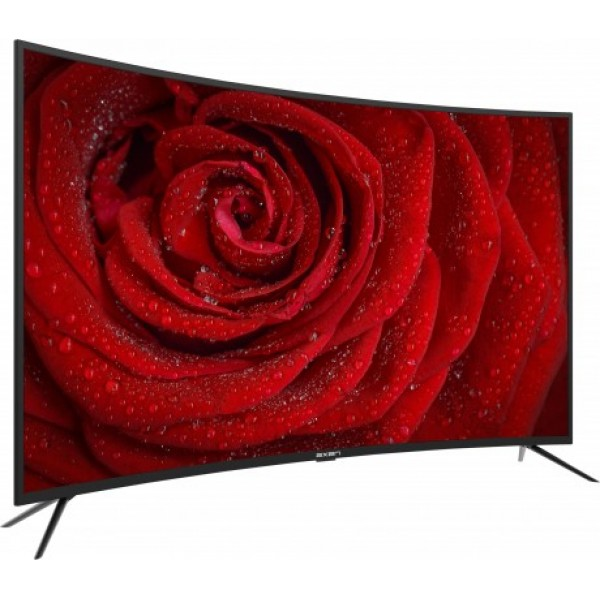 AXEN 55'' UHD SMART CURVED LED TV (29100)