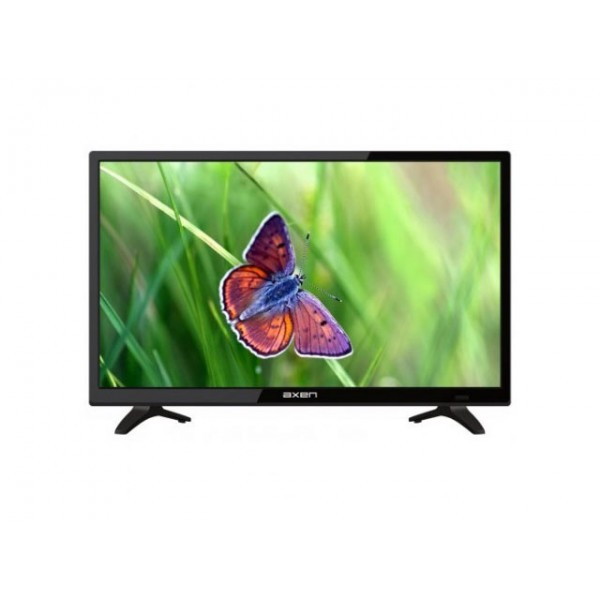 "AXEN 24"" AX24LED003 UYDU ALICILI HD LED TV"